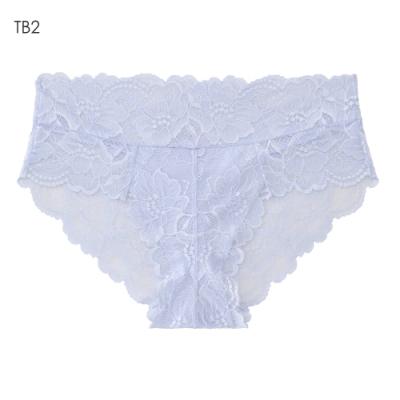 aimerfeel 全蕾絲性感內褲-冰藍色-603720-TB2