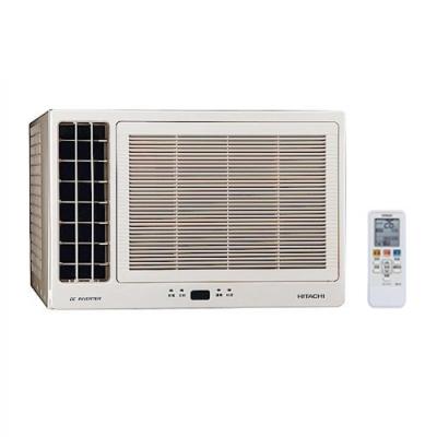 日立3-4坪變頻冷專左吹窗型冷氣 RA-25QV1
