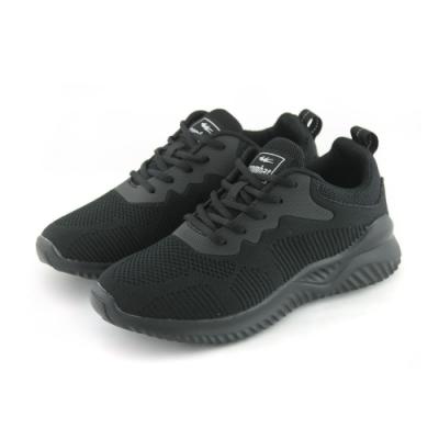COMBAT艾樂跑男鞋-針織運動鞋-黑(22565)