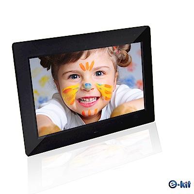 逸奇e-Kit 10吋高品質黑數位相框電子相冊DF-F024_BK(黑色款)