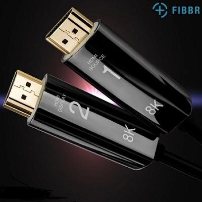 菲伯爾 FIBBR Pure 3 旗艦 8K HDMI 5米 2.1光纖線