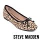STEVE MADDEN-ELDORA 氣質款 蝴蝶結漆皮平底女鞋-豹紋 product thumbnail 1
