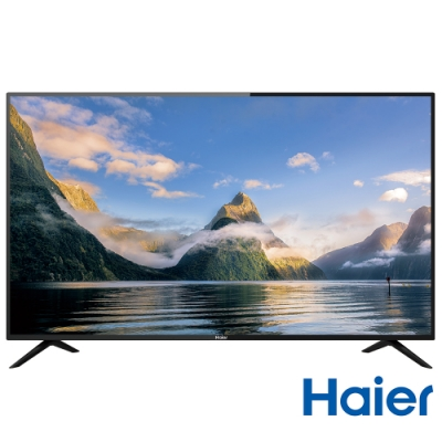 Haier海爾 50型(49.5吋) 4K HDR液晶顯示器(LE50B9650U)