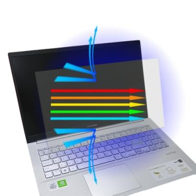 EZstick ASUS VivoBook S15 S533 S533FL 專用 防藍光螢幕貼