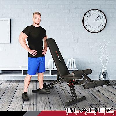 【BLADEZ】FITNESS REALITY 腿部固定可拆式重訓練椅-F2806