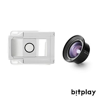 bitplay ALLCLIP 通用鏡頭夾+HD高階廣角鏡頭 玩家組合 @ Y!購物