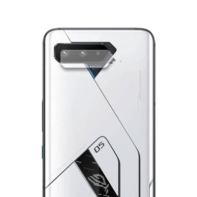 o-one小螢膜 ASUS ROG Phone 5 Ultimate ZS673KS 犀牛皮鏡頭保護貼 (一組兩入)