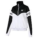 PUMA-女性流行系列XTG立領外套-白色-歐規