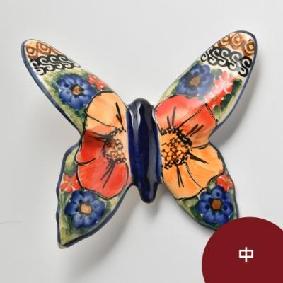 波蘭陶 滿城絕艷系列 蝴蝶勺架