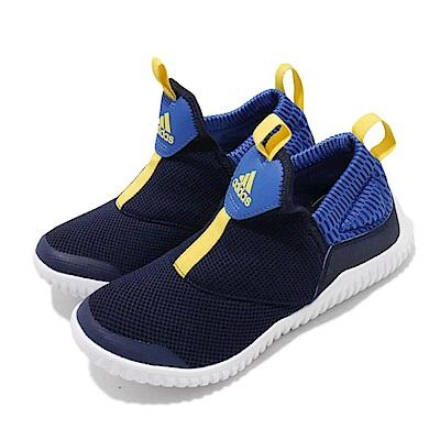 adidas 休閒鞋 RapidaZen C 運動 童鞋