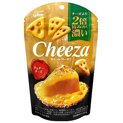 江崎 Cheeza餅乾-切達起士風味(40g)