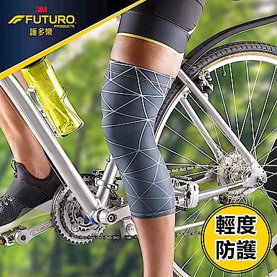 3M 護多樂 運動機能壓縮膝套(L/XL)80102