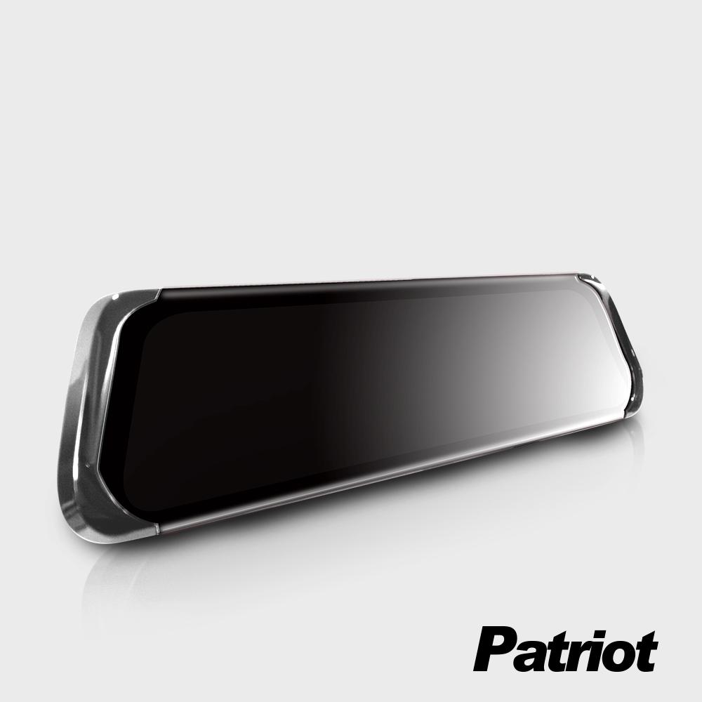 愛國者62 前後1080P觸控式電子後視鏡雙鏡 流媒體行車紀錄器-8H