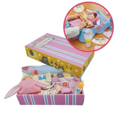 日本POPO-CHAN波波醬配件-POPO-CHAN第一個育兒道具箱(1.5Y+/豐富8種道具)