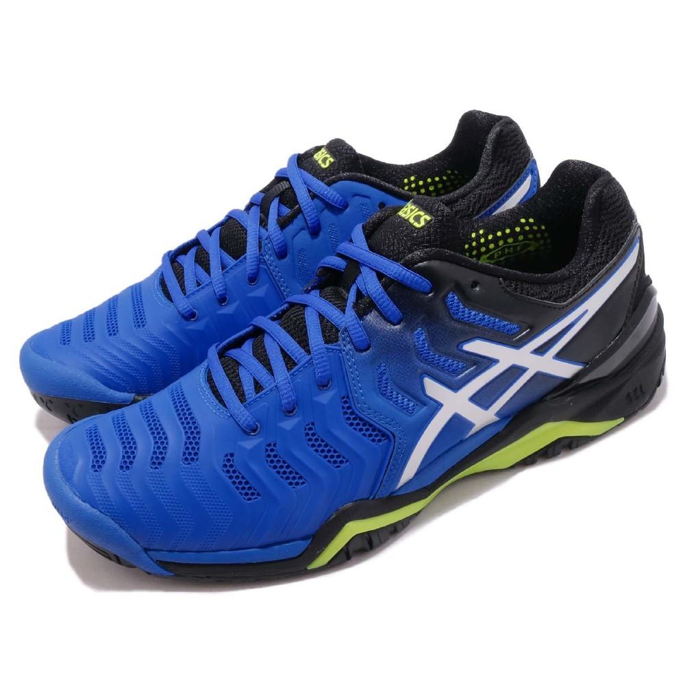 Asics 網球鞋 Gel Resolution 7 男鞋