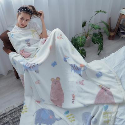 BUHO 防靜電立體新魔絨毯(150x200cm)-歡樂大遊行
