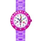Flik Flak 兒童錶 PURPLE GARDEN 紫色花園手錶-36.7mm
