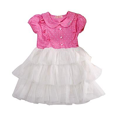 女童蕾絲洋裝 k51159 魔法Baby