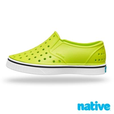 native 大童鞋 MILES 小邁斯鞋-牛油果綠