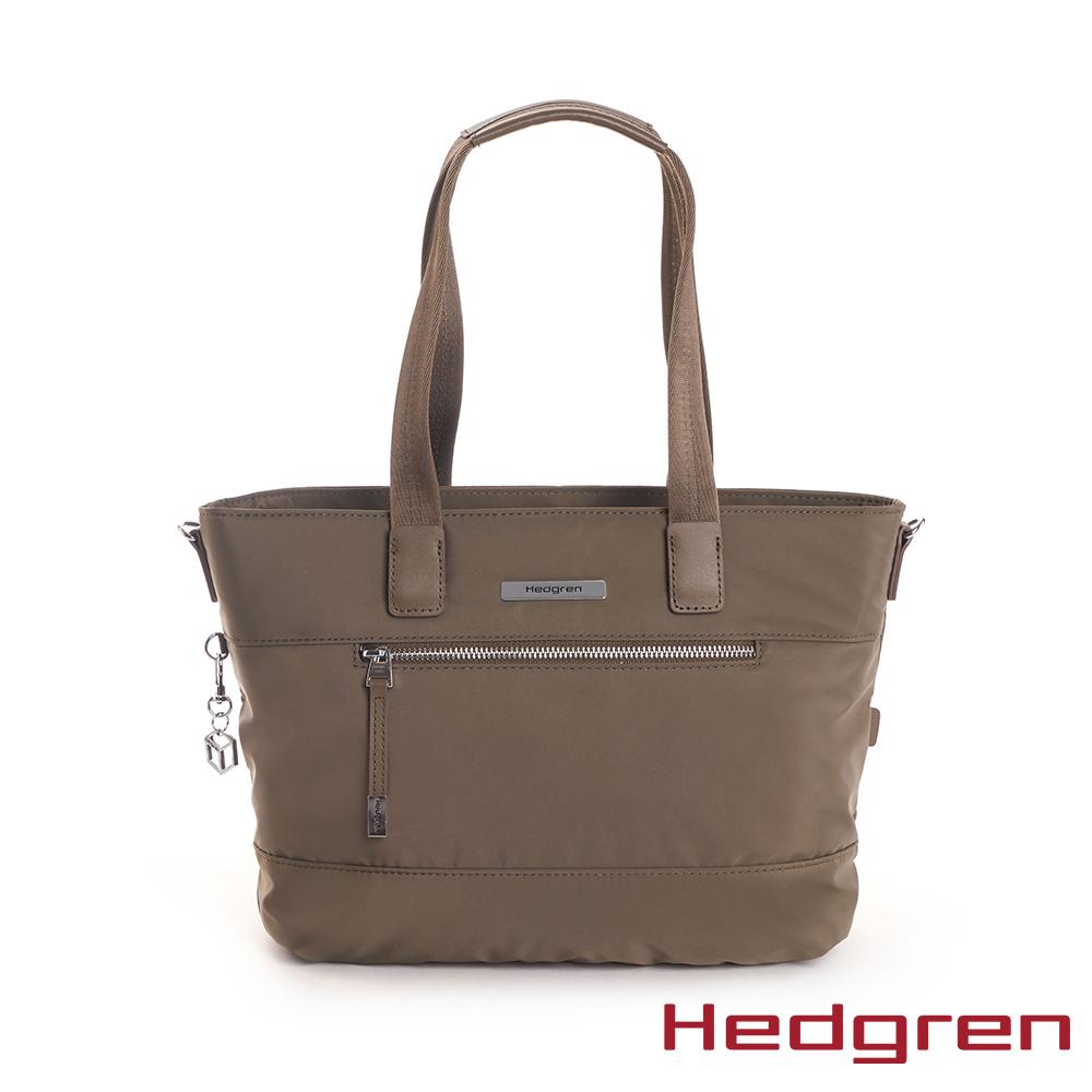 Hedgren 綠托特側背包 - HAUR 05 GLAZE