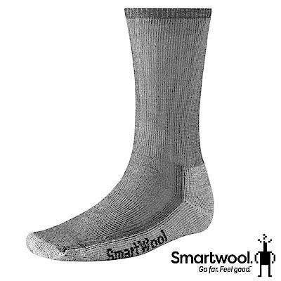 零碼五折↘SmartWool 中級減震型徒步中長襪 灰色 XL