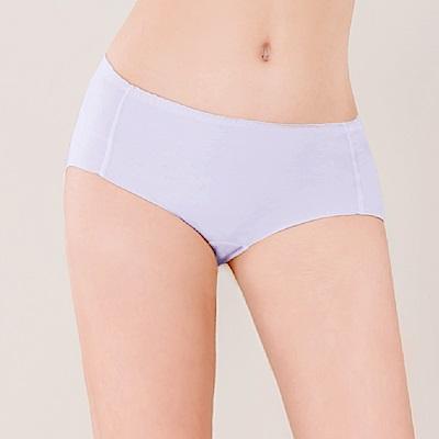 Clany可蘭霓 台灣製美膚無痕面膜褲 M-XL 質感灰