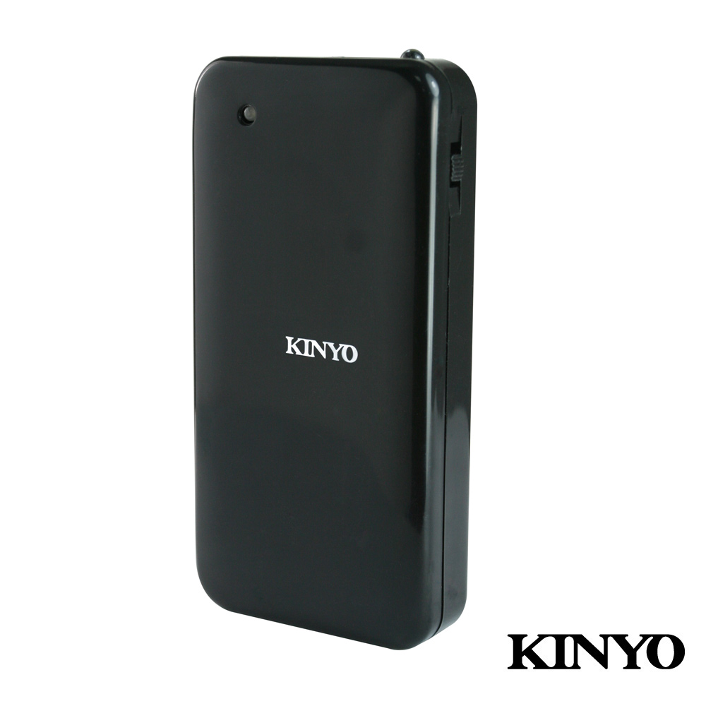 KINYO行動電源盒(18650鋰電池充電器) CQ435
