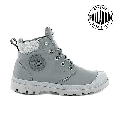 PALLADIUM Pampa Lite+ Cuff WP輕量防水靴-中性-灰
