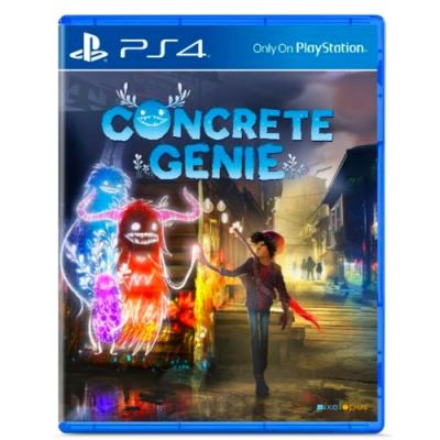 PS4 壁中精靈 Concrete Genie