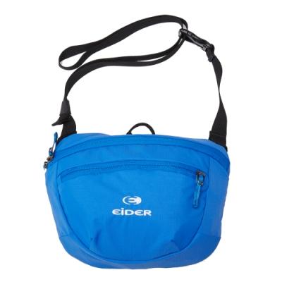 法國【EiDER】輕量防潑水多功能側背包 / 8EIV5805-寶藍
