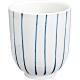 《Tokyo Design》陶製茶杯(直紋160ml) product thumbnail 1