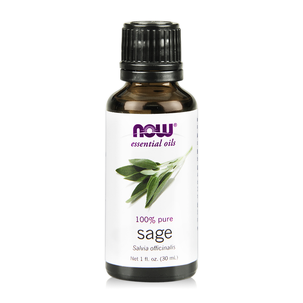 NOW Sage Oil 鼠尾草精油(30 ml)