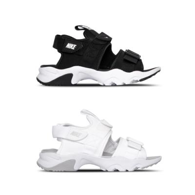 NIKE CANYON SANDAL 黑 白 涼鞋