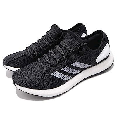 adidas 慢跑鞋 PureBOOST 運動 低筒 男鞋