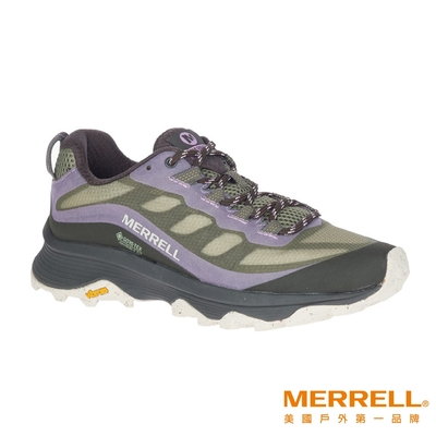 MERRELL MOAB SPEED GTX 防水登山鞋 女(066854)