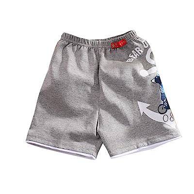 男童印花休閒短褲 k50713 魔法Baby