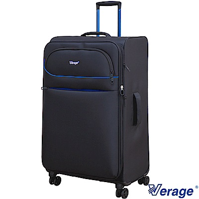 Verage 維麗杰 28吋輕量旅者系列行李箱 (黑)