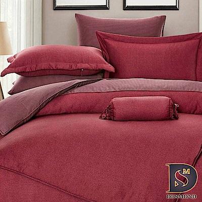 DESMOND岱思夢 雙人 100%天絲兩用被床包組 夏娃