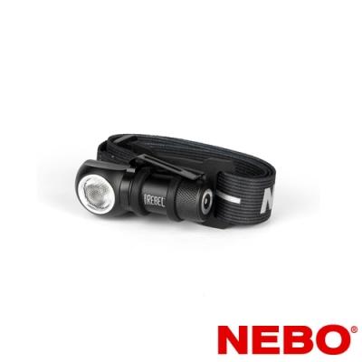 【NEBO】Rebel磁吸式充電兩用頭燈