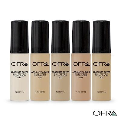 OFRA 絕對完美胜絲滑粉底液 36ml 多色可選