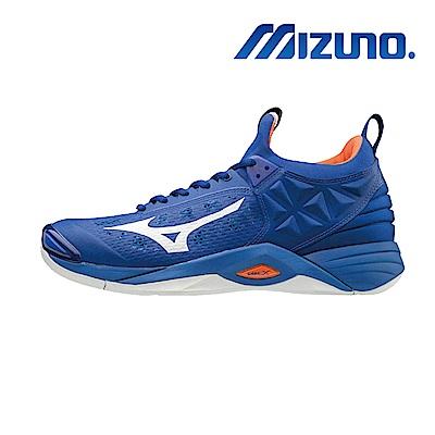 MIZUNO WAVE MOMENTUM 男排球鞋 V1GA191200