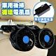 VOSUN 12V 大風神III_降溫制冷360°靜音型汽車後排循環電風扇(可調風量) product thumbnail 1