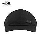 The North Face北面女款黑色輕質透氣運動帽|3FKKJK3
