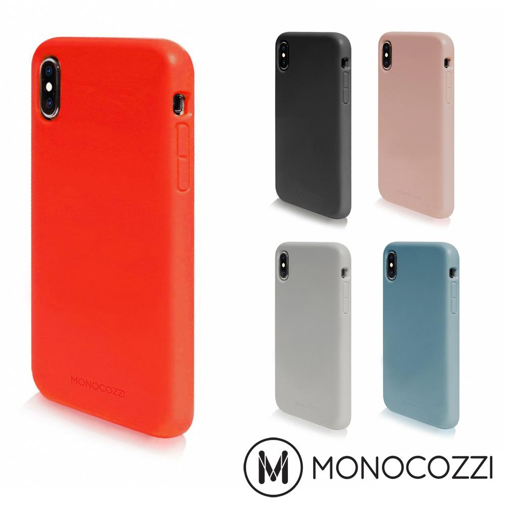MONOCOZZI Lucid Plus iPhone XS 耐衝擊保護殼