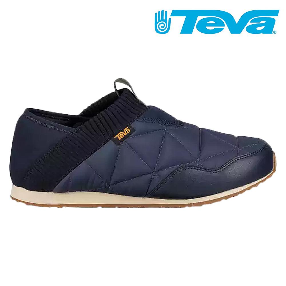 TEVA Ember Moc 男經典波羅麵包鞋 午夜海軍藍 @ Y!購物