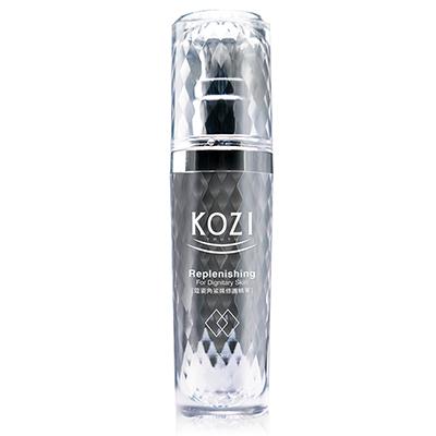 (買一送一)KOZI蔻姿 角鯊烯修護精華 鑽石瓶(30mlX2瓶)