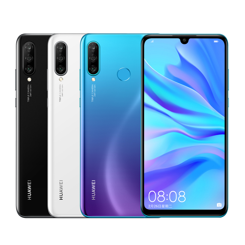 HUAWEI nova 4e (6G/128G)6.15吋AI三鏡智慧手機