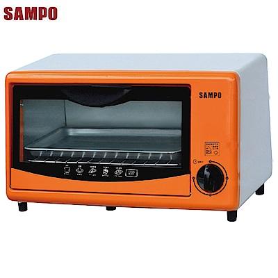 SAMPO聲寶8L電烤箱 KZ-SH08
