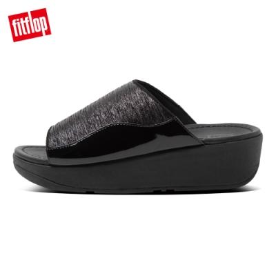 FitFlop MYLA GLITZ SLIDES涼鞋-女(靚黑色)