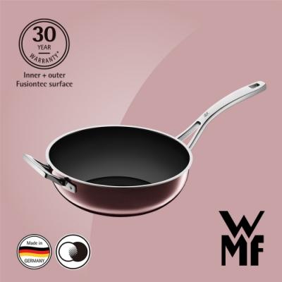 德國WMF Fusiontec 炒鍋28cm-赭紅色(快)